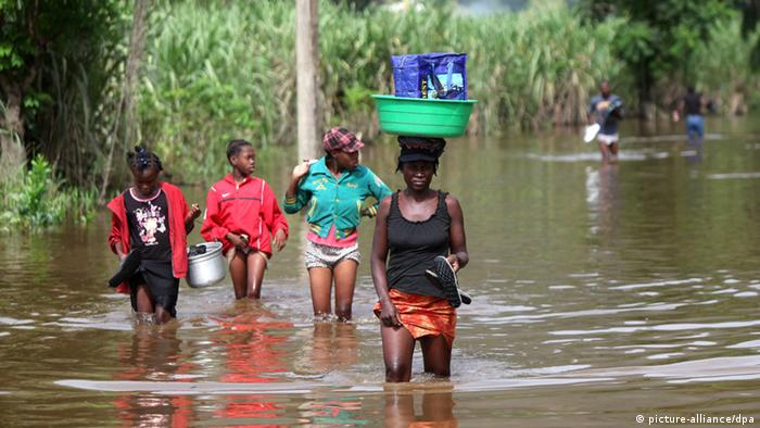 Weltbank warnt vor Klimawandel