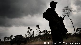 Rebelde do M23 a cerca de 6 km de Goma. Movimento assumiu controle da capital do Kivu Norte nesta terça-feira (20.11)
