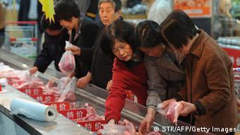 Symbolbild Nahrungsmittelnachfrage Fleischkonsum Asien