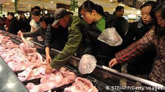 Μεγάλη αύξηση παρουσιάζει η ζήτηση για κρέας στην Κίνα