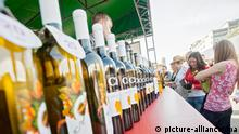 Nationaler Weintag in Chisinau Moldawien