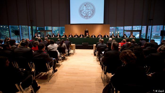 La CJI dicta su veredicto en 2012.