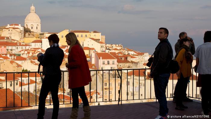 Lisabona e la modă printre turiști