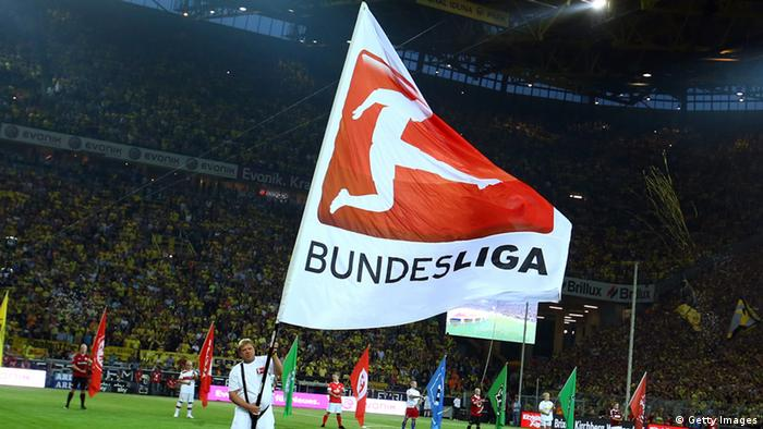 Fußball Bundesliga Logo (Getty Images)