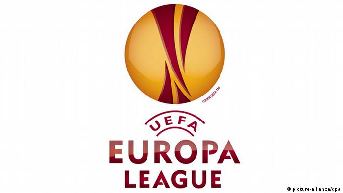 Handout released by the UEFA shows the new logo of the UEFA Europa League. The UEFA Executive Committee has approved 26 September 2008 the change of name for the UEFA Cup to the UEFA Europa League from 2009/10. The new name heralds major changes to the competition, which will have a new 48-team group stage with centralised marketing of broadcast rights, a presenting sponsor and an official matchball in addition to centralised sponsorship from the knockout stage and a new logo and visual identity according to the news release by the UEFA. EPA/UEFA HANDOUT EDITORIAL USE ONLY / NO SALES +++(c) dpa - Report+++
