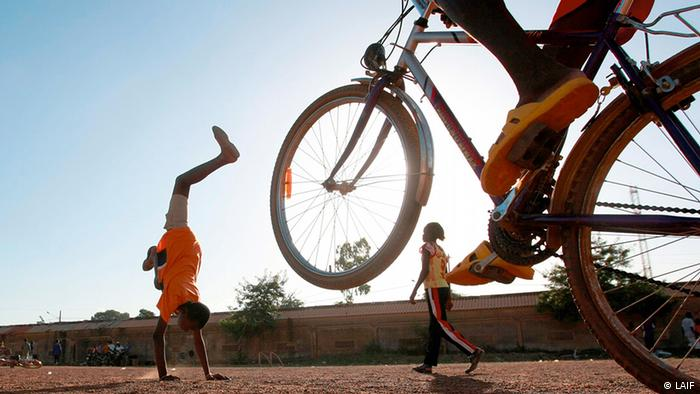 Because of a cool new bike three teenagers face the consequences of loaning money.