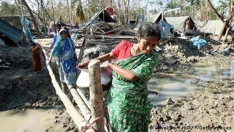 Zyklon Sidr Bangladesch