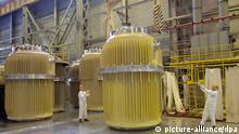 Russland Atomanlage in Majak
