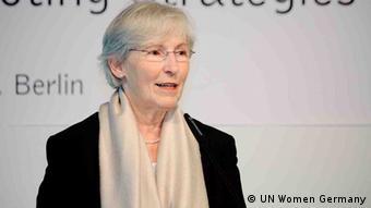 Треба постійно нагадувати, що не йдеться про суперництво між статями - Карин Нордмайєр