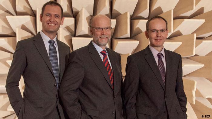 Лауреаты Немецкой премии будущего - 2012