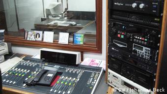Rádio Ecclesia - Studio Bild 35