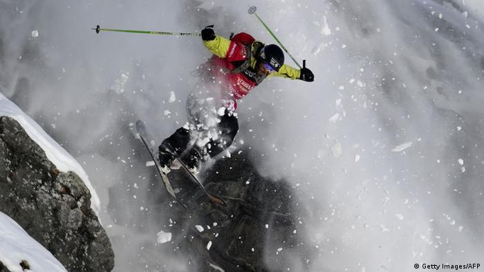 Wintersport Freeriding (Getty Images/AFP)
