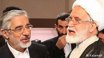 میرحسین موسوی و مهدی کروبی خواستار حضور در دادگاهی علنی هستند