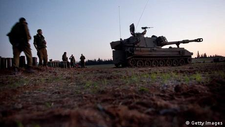 ISRAEL GAZA Krieg (Getty Images)