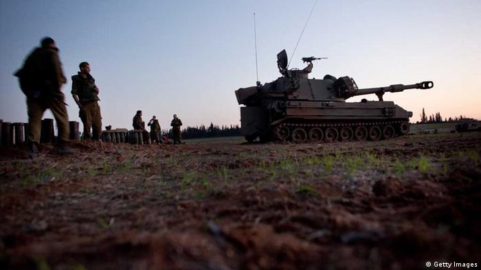 ISRAEL GAZA Krieg (Getty Images)