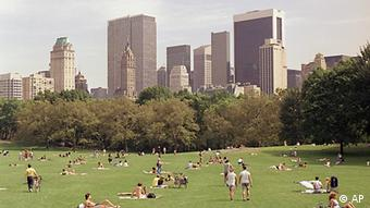 Der Central Park in New York (Foto: ddp images/AP Photo/Susan Ragan)