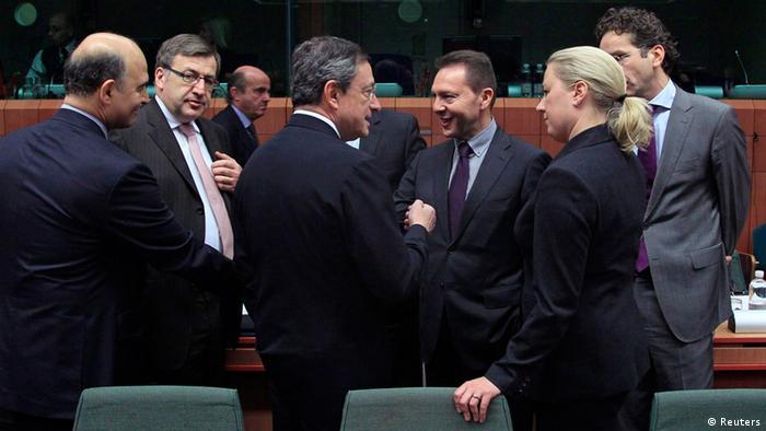 Міністри фінансів країн ЄС