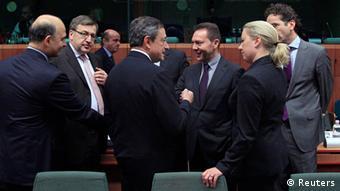 Ένα από τα πολλά κρίσιμα Eurogroup της ευρωκρίσης, Νοέμβριος 2012