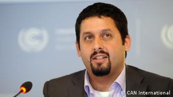 وائل حمیدان، مدیر شبکه سازمانهای غیردولتی زیستمحیطی جهان