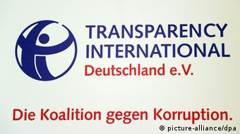 Logo Transparency International Deutschland e.V.