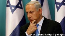 Waziri Mkuu wa Israeli, Benjamin Netanyahu