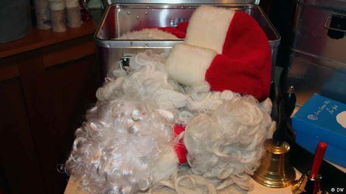 Rekviziti za kostim Djeda Božićnjaka