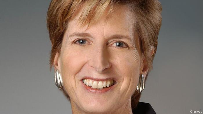 Christine Todd Whitman, Ex-Governeurin von New Jersey, USA. Copyright: privat