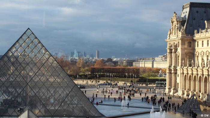 Louvre Museum, Copyright: Natalia Marianchyk, DW