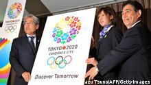 Tokio Bewerbung für Olympia 2020