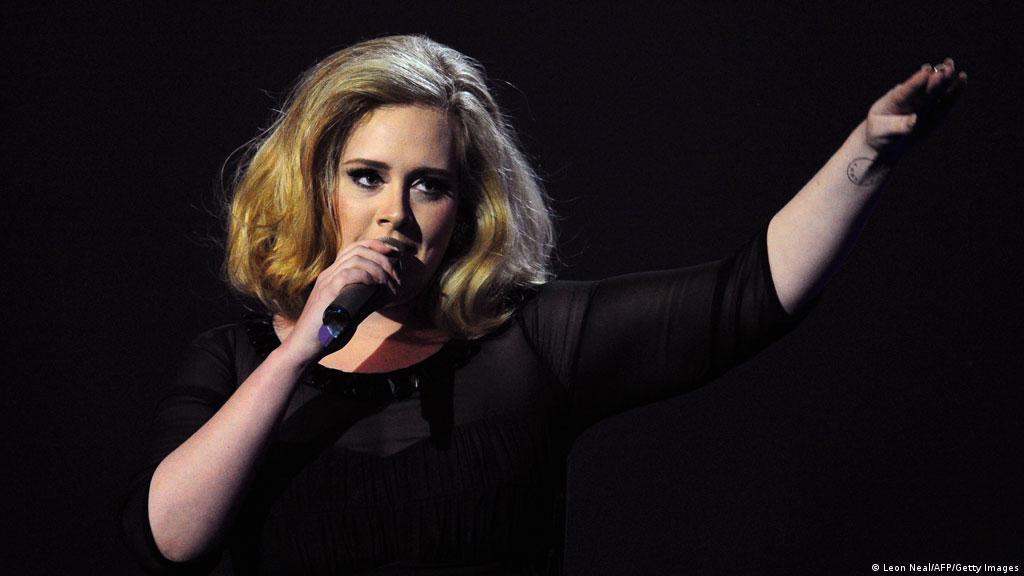 Adele in 10 songs   Music   DW   17 11 2015