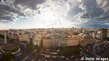 Panorama Buenos Aires Argentinien
