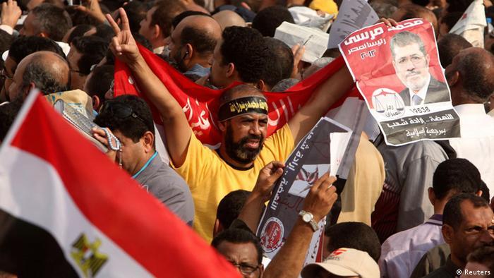 Demonstration Kairo Ägypten November 2012