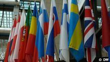 EU Gipfel Fahnen