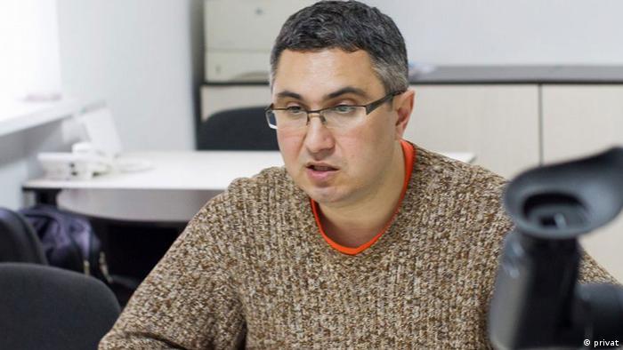 Автор книжки про Василя Стуса Вахтанг Кіпіані (архівне фото)