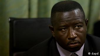 Opposition presidential candidate Julius Maada Bio Photo:Rebecca Blackwell/AP/dapd)