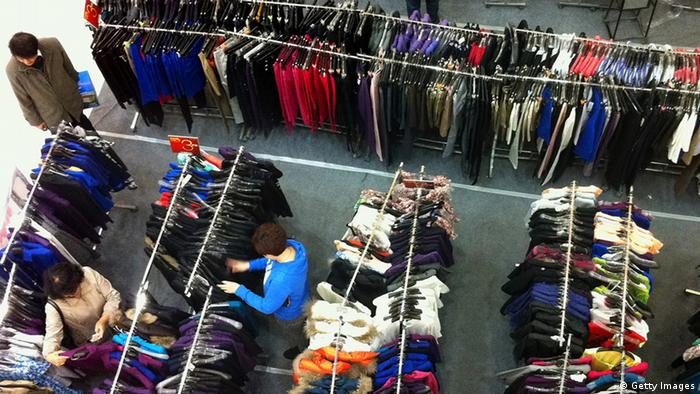 Shopping Konsum Einkaufen Billig Symbolbild