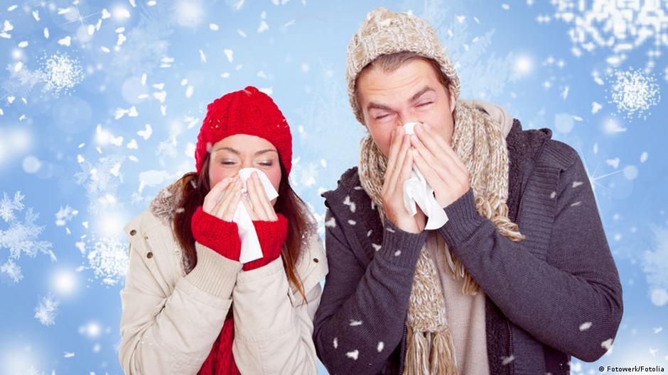 خمس وصفات تقليدية للتخلص من نزلات البرد | DW | 29.11.2014