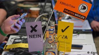 Piratenpartei Programmparteitag Bochum 24.11.2012