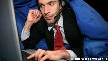 workaholics haben schlaflose Nächte © Mirko Raatz #10098459