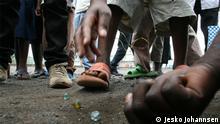 Leben in Goma unter M23