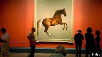 George Stubbs in London