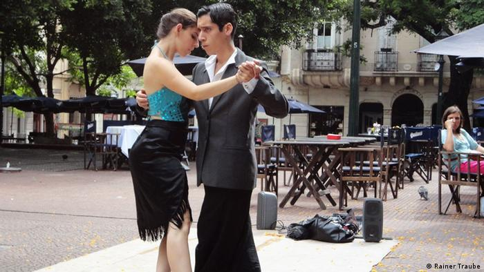Tango in Buenos Aires (©Rainer Traube)