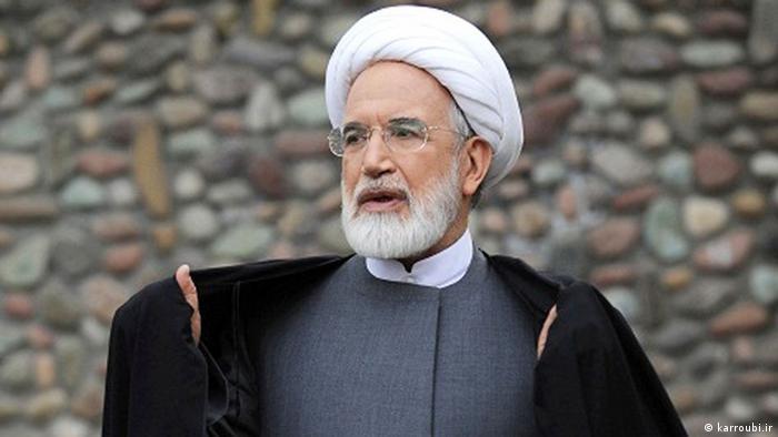 Iran Oppositionspolitiker Mehdi Karroubi (karroubi.ir)