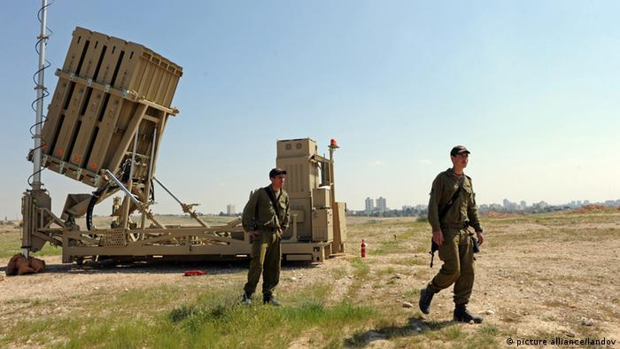 Ізраїльська система протиракетної оборони Залізний купол була розроблена за сприяння США