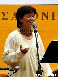 مارتا سباستین، خوانندهی مشهور مجار
