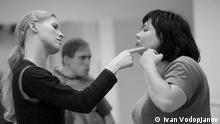 deutsch-russisch Theaterprojekt Entfernte Nähe Moskau