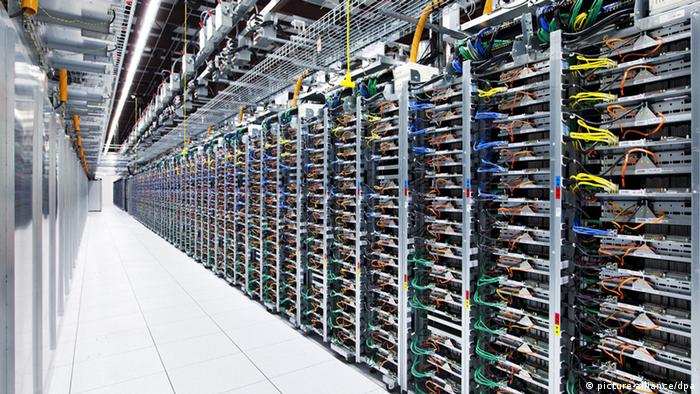 Google Data Center in Oklahoma - (Foto: EPA)