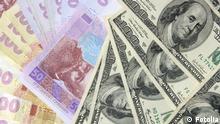 Dollar Hrywnja Währung
