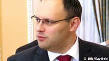 Ukraine bereitet sich auf Flüssig-Erdgas vor