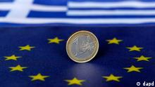 Eurokrise Eurozone Symbolbild